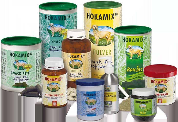 HOKAMIX Produktfamilie